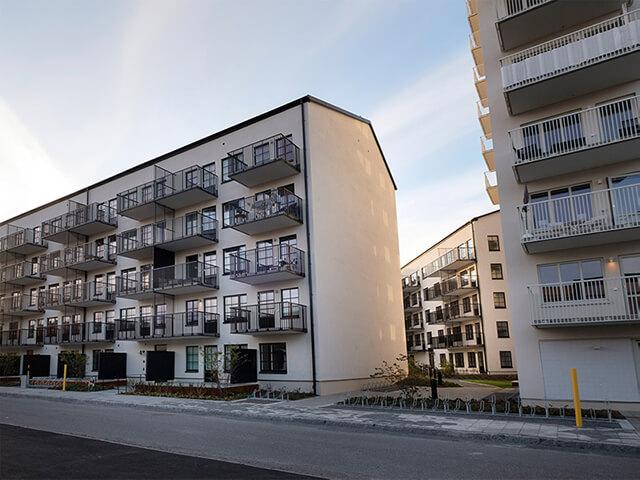 Referensprojekt Ikano Bostad Gustavsberg